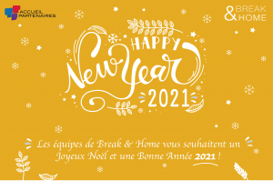 Happy New Year 2021 to all!